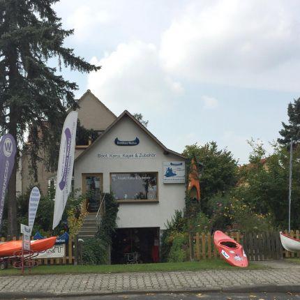 Bootshaus Wachau in Markkleeberg, Bornaer Chaussee 44