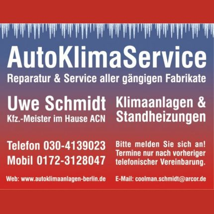 AutoKlimaService & Kfz.-Werkstatt in Berlin, Blankestr. 17-18