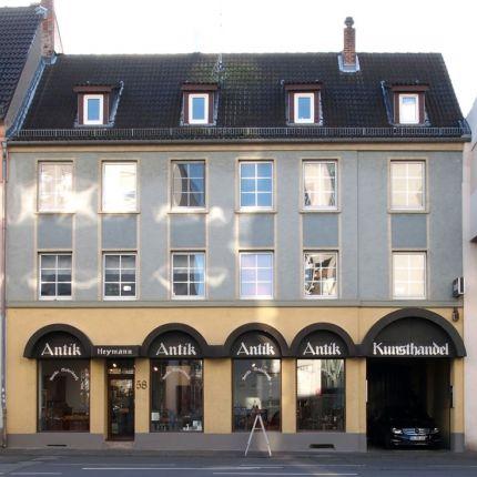 Antiquitäten-Haus Heymann GmbH in Darmstadt, Elisabthenstraße 58