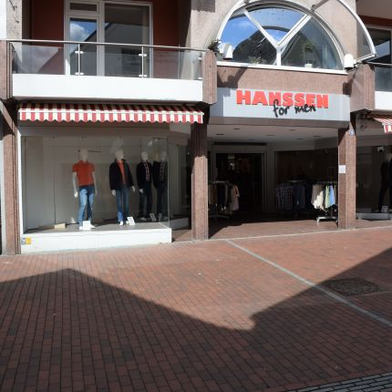 hanssen for men KG in Elmshorn, Marktstr. 10