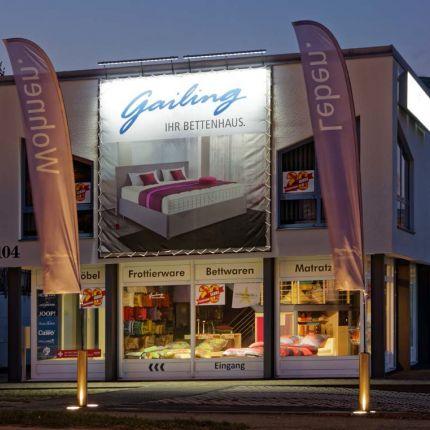 Bettenhaus Gailing in Ludwigsburg, Schwieberdinger Strasse 104