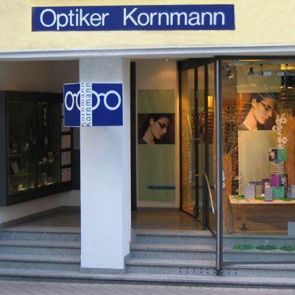 Optiker Kornmann in Friedrichshafen, Friedrichstrasse 46