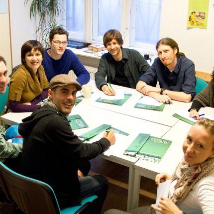 anda sprachschule in berlin rigaer str 104 dienstleister. Black Bedroom Furniture Sets. Home Design Ideas