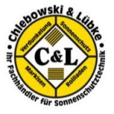 Bild/Logo von Sonnenschutzanlagen Chlebowski & Lübke Inh. Henryk Chlebowski e.K. in Hamburg