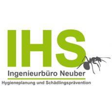 Bild/Logo von IHS - Ingenieurbüro für Hygieneplanung und Schädlingsprävention in Borgholzhausen