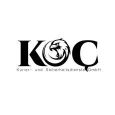 Bild/Logo von KOC Kurier- und Sicherheitsdienste GmbH in Berlin
