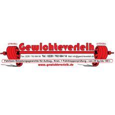 Bild/Logo von STRABO Gewichteverleih in Bonn