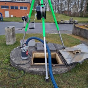 Mast TP 4-1 als  Pumpencenter Nord Sonderumbau auf Kundenwunsch. Die Pumpe wurde 2 cm Tiefer gelegt, mit einer Flachsaugplatte und einem 12mm Sieb und eine Storz C Abgang leistungsoptimiert.