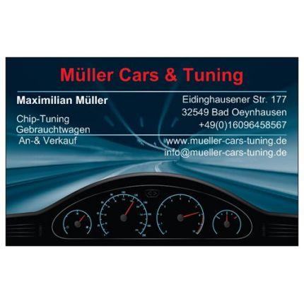 Müller Cars & Tuning in Bad Oeynhausen, Eidinghausener Straße 177