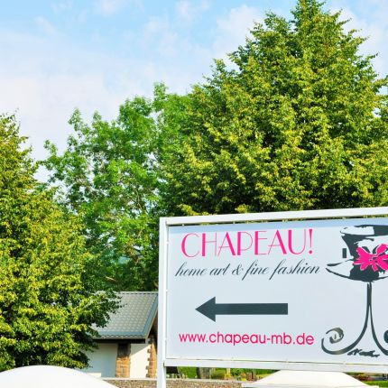 CHAPEAU! home art&fine fashion in Hartenfels, Hauptstrasse 36