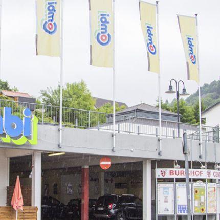 Combi-Verbrauchermarkt in Marsberg, Am Burghof / Bülberg