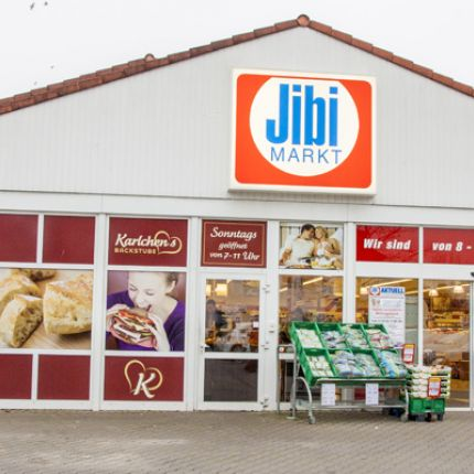 Jibi Verbrauchermarkt in Bünde, Engerstraße 69