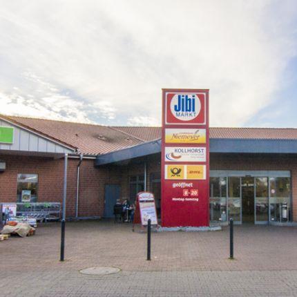 Jibi Verbrauchermarkt in Kirchdorf, Bahrenborsteler Straße 8