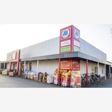 Jibi Verbrauchermarkt in Rheda-Wiedenbrück, Bielefelder Straße 90-98