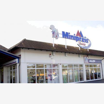 Minipreis Verbrauchermarkt in Neuhaus, Sonneberger Straße 246