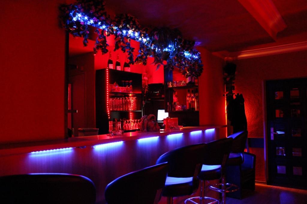 Nachtclub Le Refleur in Rostock (Hartestraße 12
