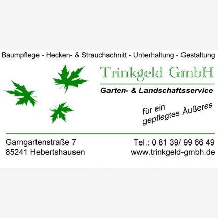 Trinkgeld GmbH Garten- & Landschaftsservice in Hebertshausen, Garngartenstraße 7