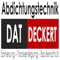 Bild/Logo von DAT Deckert Abdichtungstechnik ISOTEC in Bernau