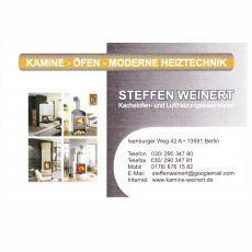Bild/Logo von Steffen Weinert Kamin und Ofenbau in Berlin