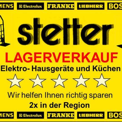 Stetter Lagerverkauf Elektro-Hausgeräte und Küchen in Roßdorf, Hauptstraße 69