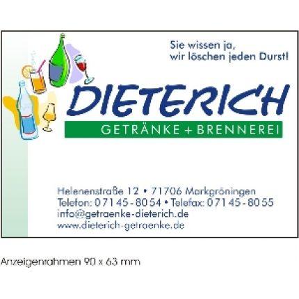 Getränke- und Festservice Dieterich GmbH in Markgröningen, Helenenstr. 12