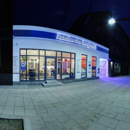 AutoService Sengbusch in Stralsund, Frankendamm 50