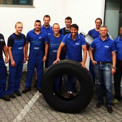 Reifen Eberl GmbH & Co. KG in Penzberg, Ignaz-Rhein-Str.