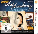 New Art Academy: Lerne neue Techniken und teile deine Werke! für Nintendo 3DS