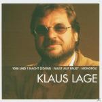 ESSENTIAL Klaus Band Lage, Klaus Lage auf CD online