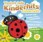 Kinderliederbande - Tierisch Tolle Kinderhits-Sommerlieder - (CD)