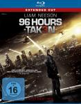 96 Hours - Taken 3 auf Blu-ray