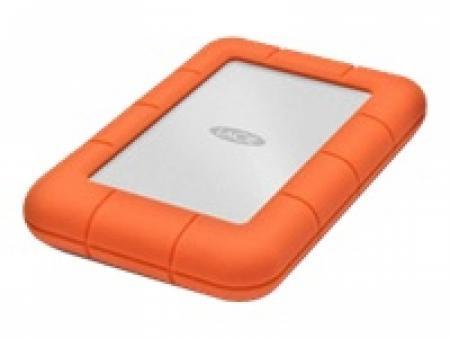 410f1fef7fd473 LaCie Rugged Mini - Festplatte - 2 TB - extern (tragbar) - USB 3.0 ...