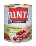 Rinti Pur Kennerfleisch Wildschwein 800g(UMPACKGROSSE 12)