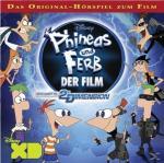 Phineas & Ferb: Die zweite Dimension auf CD