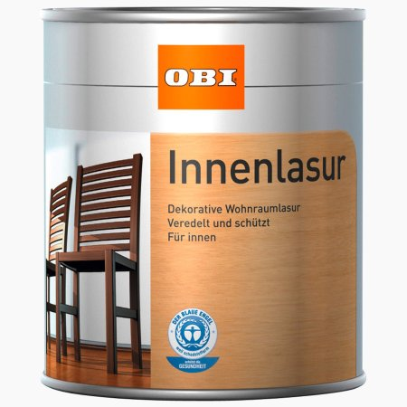 Obi Innenlasur Lavendel 750 Ml In München Kaufen