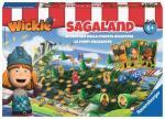 RAVENSBURGER 21185 Wickie Sagaland