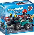 Playmobil Ganoven-Quad mit Seilwinde
