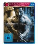 X-Men Origins - Wolverine: Wie alles begann + The Wolverine: Weg des Kriegers auf Blu-ray