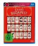 Grand Budapest Hotel auf Blu-ray