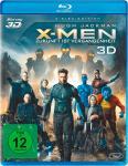 X-Men - Zukunft ist Vergangenheit auf 3D Blu-ray (+2D)