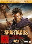 Spartacus - War of the Damned - Staffel 3 auf DVD