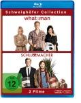 What a Man/Schlussmacher Komödie Blu-ray