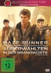 Maze Runner 2 - Die Auserwählten in der Brandwüste auf DVD