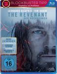 The Revenant - Der Rückkehrer auf Blu-ray