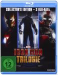 Iron Man Trilogie (Collector´s Edition) - (Blu-ray)