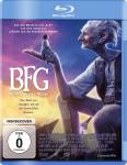 BFG - Sophie und der Riese auf Blu-ray