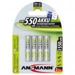 Ansmann maxE HR03 Micro (AAA)-Akku NiMH 550 mAh 1.2 V 4 St.
