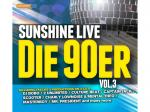 Sunshine Live-Die 90er Vol.3 VARIOUS auf CD