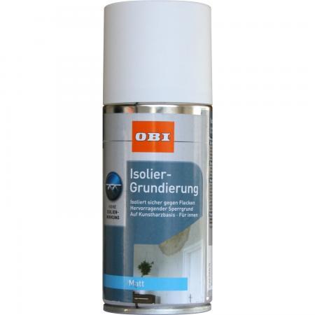 Obi Isolier Grundierung Spray Weiss Matt 150 Ml In Munchen Kaufen