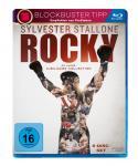 Rocky Complete Saga 1-6 auf Blu-ray